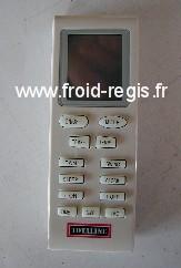 Pieces climatisation montage entretien telecommande - Telecommande climatiseur universel ...